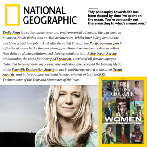 eXXpedition National Geographic Nat Geo